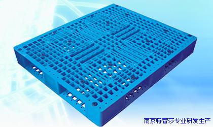 网格田字型塑料托盘